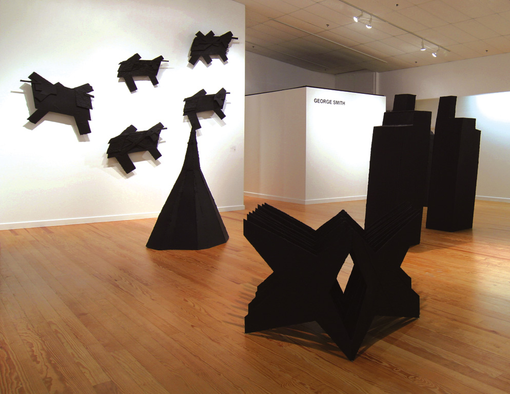 George Smith, Installation view