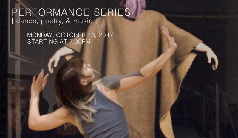 Station Museum: Performance Series with dance, poetry, and music