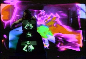 """Nam June Paik, """"Global Groove,"""" 1971"""
