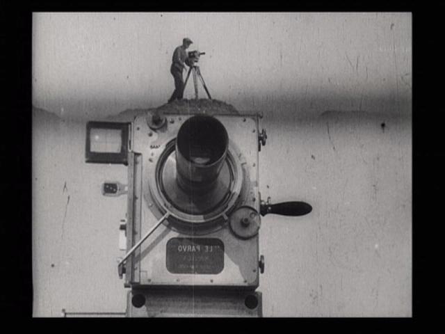 "Dziga Vertov, ""Man with a Movie Camera,"" 1929"